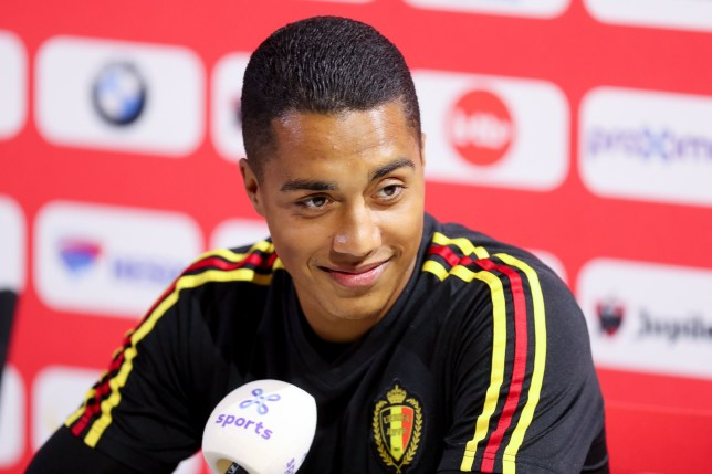 Youri Tielemans is wanted by Manchester United and Tottenham