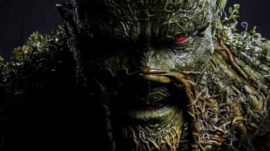 DC DC Universe Swamp Thing