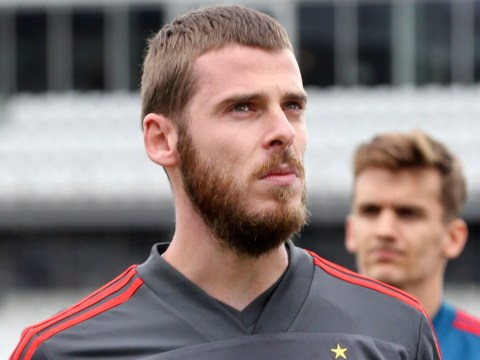 David De Gea warned he's no longer Spain's guaranteed no.1 after being dropped against Sweden