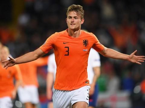 Man Utd hopes of signing Matthijs de Ligt not over having 'agreed' deal with Ajax