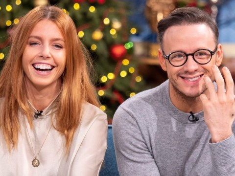 Kevin Clifton no longer needs other girls to 'fancy' him now he's with Stacey Dooley and that's nice