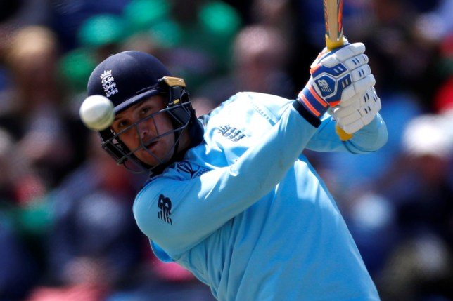 Cricket - ICC Cricket World Cup - England v Bangladesh - Cardiff Wales Stadium, Cardiff, Britain - June 8, 2019 England's Jason Roy in action Action Images via Reuters/Paul Childs