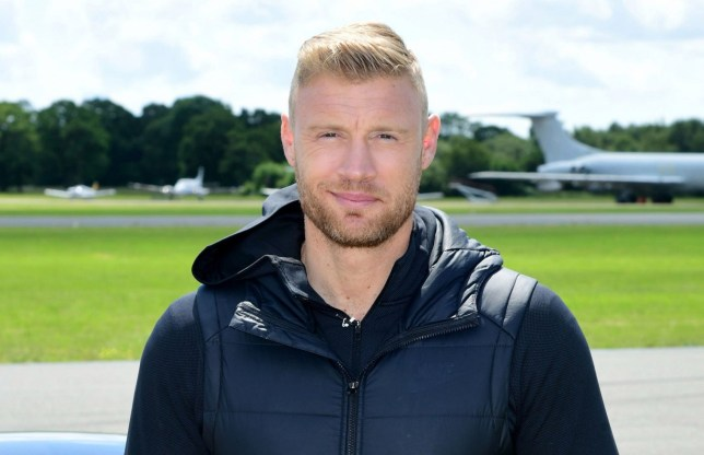 Freddie Flintoff new Top Gear presenter