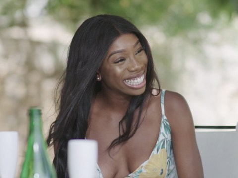 Love Island's Danny Williams calls Yewande Biala 'stunning' as sparks fly on date