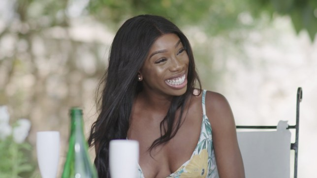 Yewande Biala feels her time on Love Island has made her a 'stronger woman'