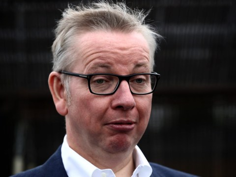 Michael Gove denies making sexual innuendo over Boris 'pulling out' comments