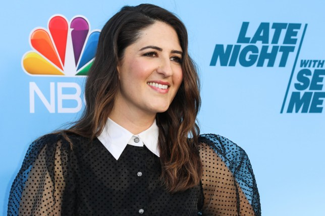 """NORTH HOLLYWOOD, CALIFORNIA - MAY 17: Actress D'Arcy Carden attends the FYC event for NBC's """"Late Night With Seth Meyers"""" at the Saban Media Center on May 17, 2019 in North Hollywood, California. (Photo by Paul Archuleta/Getty Images)"""