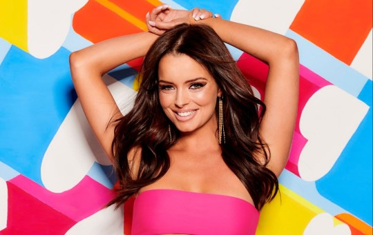 This image is strictly embargoed until 22.00 Tuesday 11th June 2019 From ITV Studios Love Island: SR5 on ITV2. Pictured: Maura Higgins. This photograph is (C) ITV Plc and can only be reproduced for editorial purposes directly in connection with the programme or event mentioned above, or ITV plc. Once made available by ITV plc Picture Desk, this photograph can be reproduced once only up until the transmission [TX] date and no reproduction fee will be charged. Any subsequent usage may incur a fee. This photograph must not be manipulated [excluding basic cropping] in a manner which alters the visual appearance of the person photographed deemed detrimental or inappropriate by ITV plc Picture Desk. This photograph must not be syndicated to any other company, publication or website, or permanently archived, without the express written permission of ITV Picture Desk. Full Terms and conditions are available on the website www.itv.com/presscentre/itvpictures/terms For further information please contact: james.hilder@itv.com / 0207 157 3052