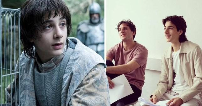 Robin Arryn, Lino Facioli on Game Of Thrones GLOW UP
