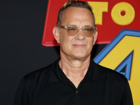 What are Tom Hanks' most famous movies, who is his wife and how old is he as Toy Story 4 hits cinemas?