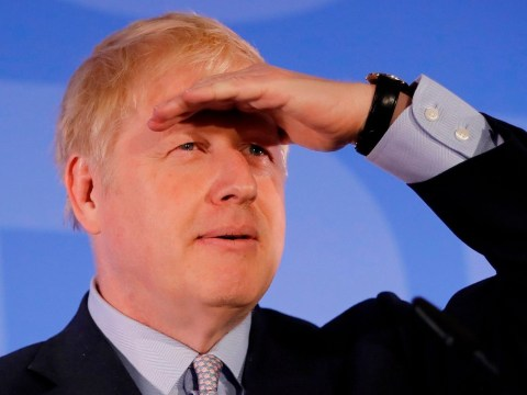 Boris Johnson 'nowhere to be seen' as he leads race to Downing Street