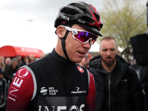 Onlooker thought Chris Froome was dead after crash as team provide positive injury update
