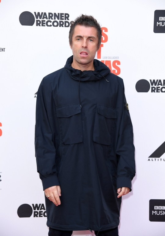 Liam Gallagher believes Boris Johnson got PM job 'because he's f***ing ugly'