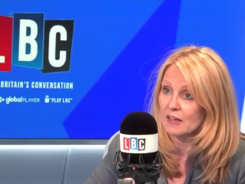 Esther McVey branded 'Esther McVague' after revealing lack of foreign aid knowledge
