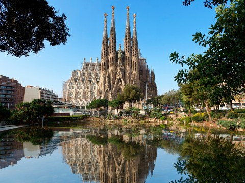 Barcelona's Sagrada Familia given building permit 137 years after construction started