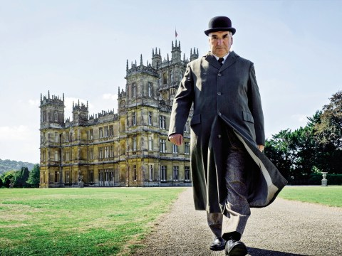 How many seasons of Downton Abbey are there and when is the new film out?
