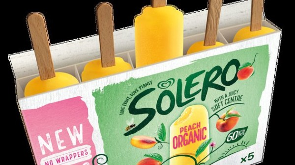 Solero ice lollies to lose plastic wrapper to help the environment Unileaver