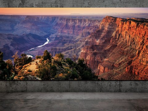 Samsung unleashes gigantic 292-inch The Wall Luxury TV with a price as shocking as its size