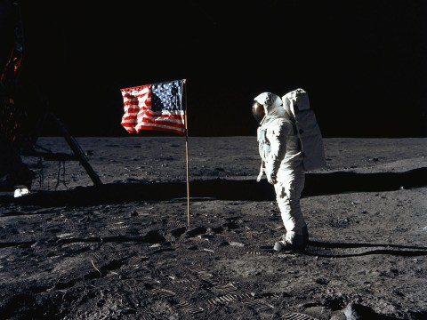 Here's why the moon landings can't possibly have been faked