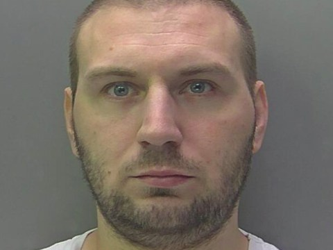 Paedophile caught hiding naked in ex-police girlfriend's wardrobe