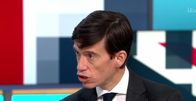 Rory Stewart told Good Morning Britain he '100%' would quit the Cabinet under Boris Johnson