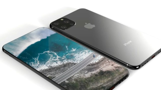 The next iPhone could look amazing (DBS Designing)