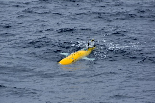 "EMBARGOED FOR RELEASE: 17-JUN-2019 15:00 ET (17-JUN-2019 19:00 GMT/UTC) The autonomous submarine vehicle Autosub Long Range (better known as ""Boaty McBoatface"") on its first mission to study temperatures at the bottom of the Southern Ocean. April 2017. The sub successfully collected data which will help climate scientists build more accurate predictions of the effects of climate change on rising sea levels. See National News story NNboatface. Boaty McBoatface's maiden mission has helped discover a key process linking increasing Antarctic winds to rising sea temperatures. Climate scientists say that data collected from the publicly-named submarines's first expedition will help them build more accurate predictions of the effects of climate change on rising global sea levels.Boaty McBoatface is the lead boat of the Autosub Long Range-class of autonomous underwater vehicles (AUVs) used for scientific research. It us carried on the research vessel RRS Sir David Attenborough owned by the Natural Environment Research Council (NERC) and operated by the British Antarctic Survey (BAS)."