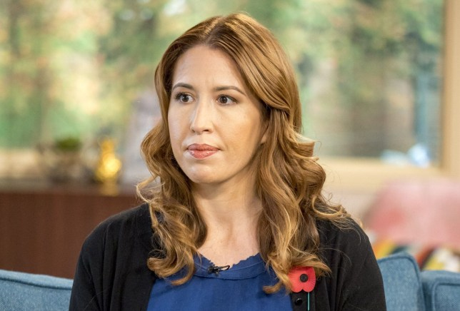 Editorial use only Mandatory Credit: Photo by Ken McKay/ITV/REX (9207289n) Emily Hunt 'This Morning' TV show, London, UK - 07 Nov 2017 ?HELP FUND MY BID TO BRING MY RAPIST TO JUSTICE? Emily Hunt is fighting for justice - and she wants your help. The 38-year-old mum-of-one alleges she was drugged and raped by a man in a hotel room in May 2015 - but charges were never brought, prompting traumatised Emily to take the drastic step of setting up a crowdfunding page, in the hope of securing a private prosecution. It?s a decision that?s made headlines - and Emily has waived her right to anonymity to join us today.