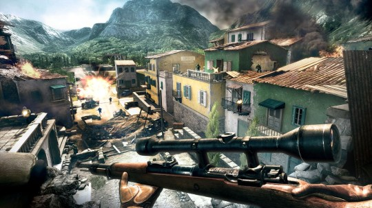 Sniper Elite VR announced for PC and PlayStation VR   Metro News
