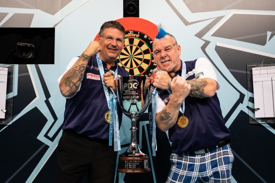Darts news: Gary Anderson lacking hunger to win ahead of World