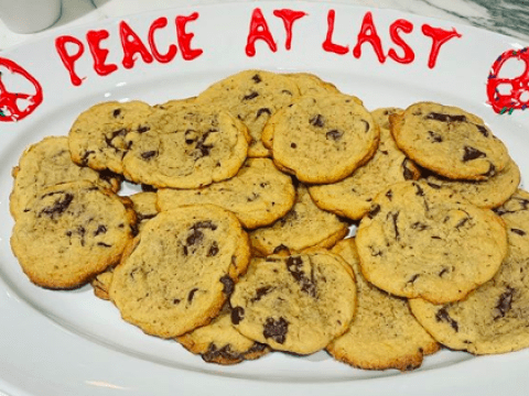 Taylor Swift bakes Katy Perry 'peace at last' cookies at secret meet-up and now a collaboration looks certain
