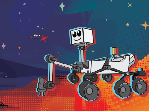 Nasa wants the public to help name its Mars Rover and people already have some predictable ideas