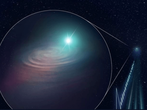 Astronomers pinpoint source of mysterious alien 'fast radio burst' transmission