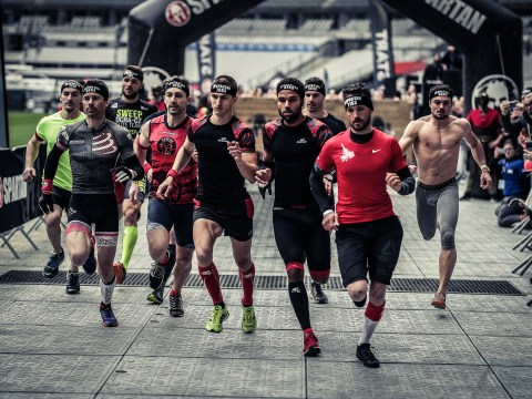 Five quirky outdoor fitness challenges to start training for now