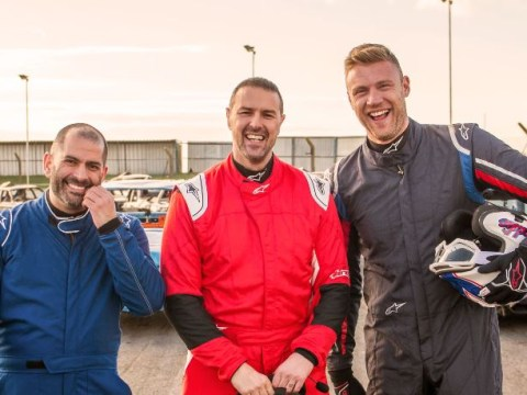 Top Gear's Paddy McGuinness teases a more 'fun' series: 'We're like big kids'