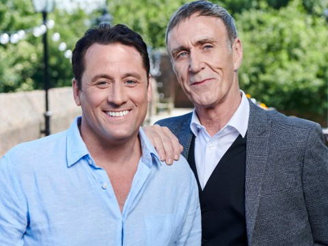 Hollyoaks spoilers: First look at Joe McGann as new supervillain and Tony's dad