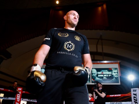 Tyson Fury 'concerned' about Deontay Wilder taking him 12 rounds in first fight