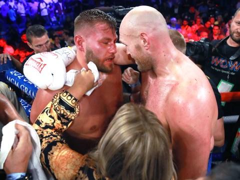 Dillian Whyte slams Tyson Fury for shameful clash against Tom Schwarz