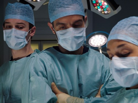 7 Holby City spoilers: Kian and Cameron clash and Xavier gets stuck with Scary Sue