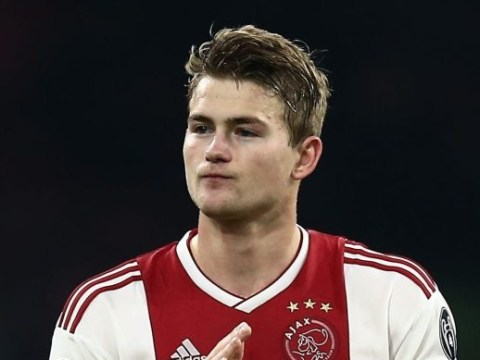 Manchester United target Matthijs de Ligt close to joining PSG