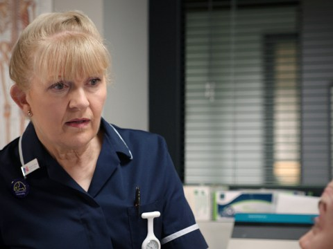 Casualty review with spoilers: Duffy hangs up her nurse's uniform for the last time