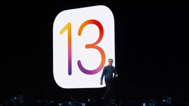 Millions of iPhone users will have to upgrade if they want iOS 13