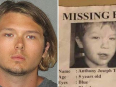 Child who vanished in 2007 turns up after 'killing abusive dad who abducted him'