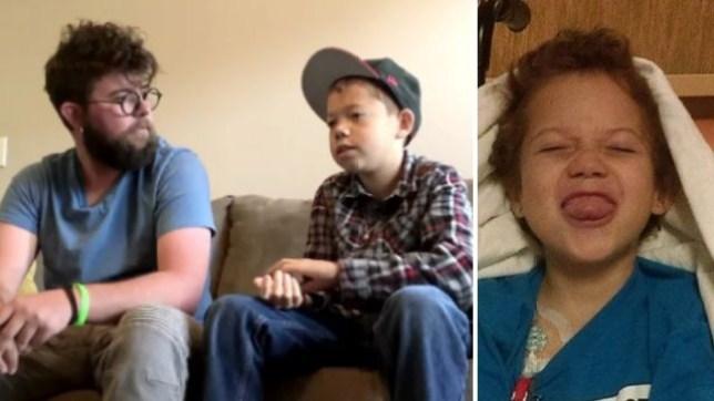 Kidney, Finn Lanning, Damien, Aurora, Colorado, Adoption
