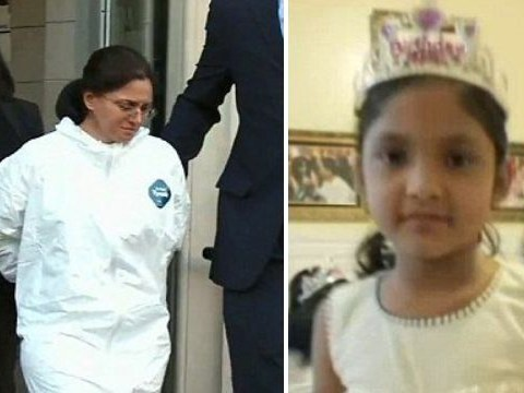 'Evil' stepmom jailed for strangling stepdaughter, 9, who she was jealous of