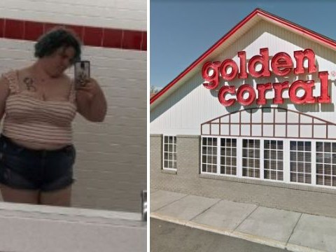 Plus-size mother thrown out of all-you-can-eat buffet for dressing 'too sexy for her size'