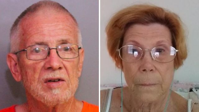 Ronald Strouse, Susan Strouse, Florida, murder
