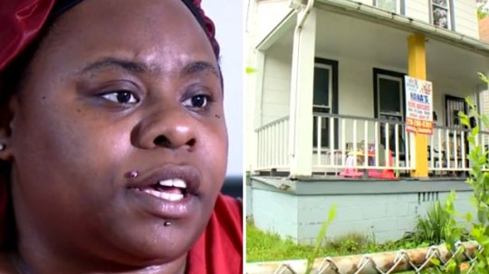 462e8038b44db Daycare owner Danielle Townsend insists Di'Yanni was alive when her sister  handed her over