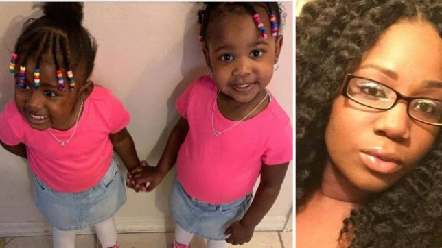 Mother murdered her two-year-old twin daughters' | Metro News