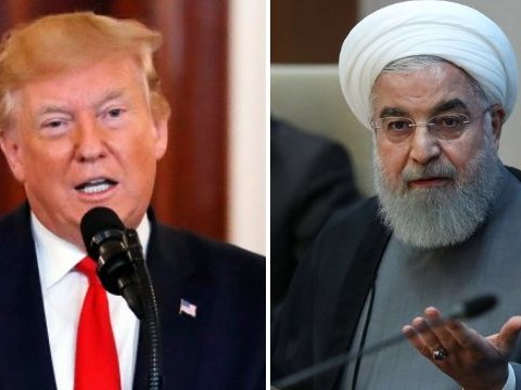 Donald Trump issues bloodcurdling threat to 'obliterate' Iran on Twitter